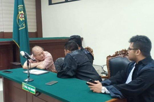 Hakim memvonis Setiawan Tjong enam tahun penjara
