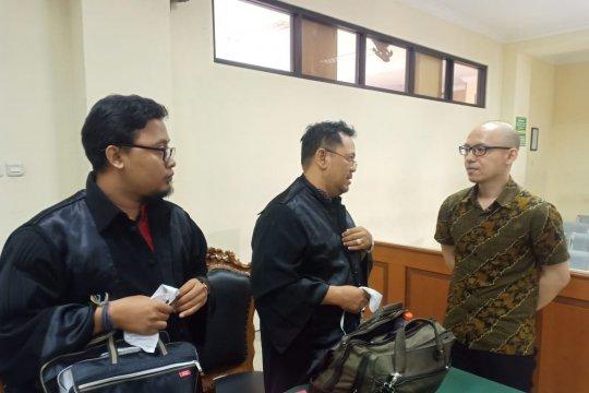 Jaksa Kejati Jatim tuntut rekanan PT DPS 18 tahun dan 6 bulan penjara