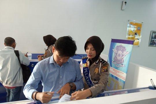 Polresta Bandarlampung melakukan inovasi pelayanan pembuatan SIM