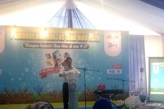 Dinas KPKP DKI Jakarta gelar pameran ikan hias