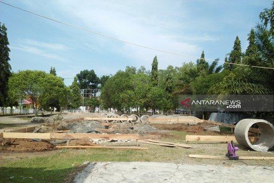 Mukomuko targetkan pembangunan gedung PSC tuntas November