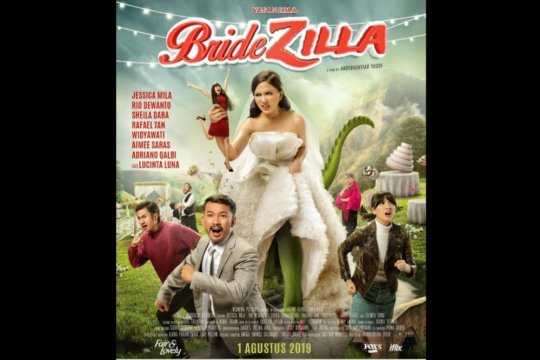 """""""Bridezilla"""", pusingnya pengantin siapkan pernikahan"""