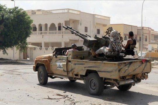 Prancis, Jerman, Italia ancam beri sanksi pemasok senjata ke Libya