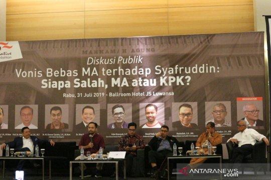 KPK disarankan lakukan gugatan perdata dalam kasus BLBI