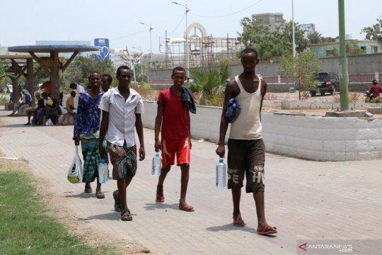IOM: 8 pengungsi tewas, 12 hilang di perairan Djbouti