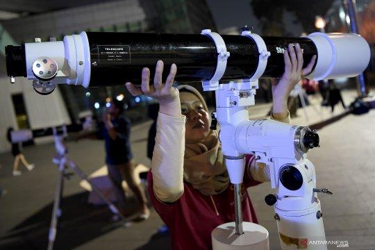 Planetarium Jakarta : Idul Adha jatuh bersamaan dengan Arab Saudi