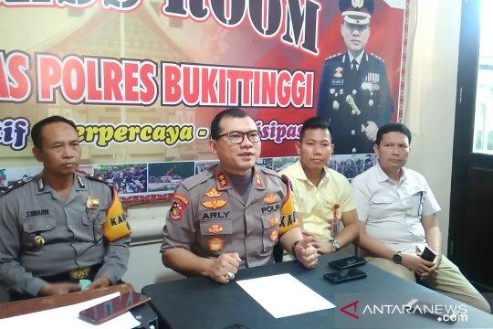 Polisi Bukittinggi tangkap begal sudah beraksi di tujuh lokasi