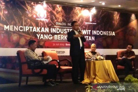 Darmin: Perpres ISPO dalam proses akhir