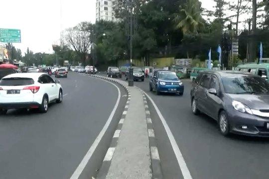 Atasi kemacetan, jalur Sukajadi-Setiabudi Bandung akan dibuat satu arah