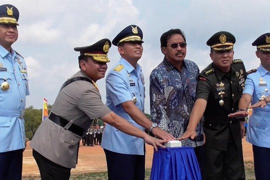 Batam kini punya pangkalan angkatan udara