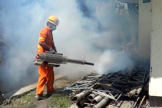 KKP Surabaya jamin kesehatan lingkungan asrama Haji