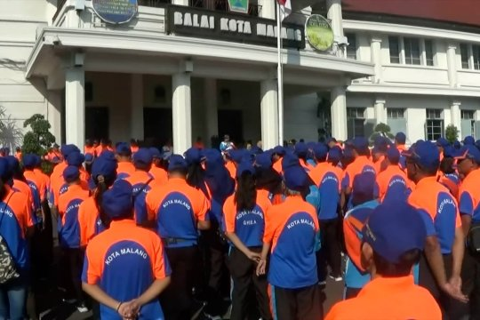 KONI Kota Malang target runner up Porprov VI
