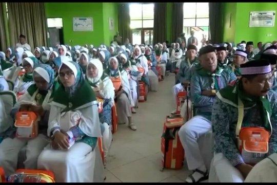 Mayoritas jamaah calhaj asal Sultra mengidap penyakit hipertensi