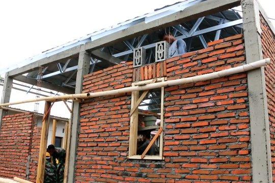 Pembangunan RTG di  Lombok Utara capai  80 persen