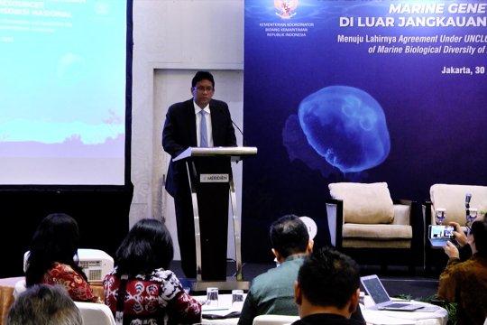 Perumusan posisi Indonesia jelang Intergovernmental Conference