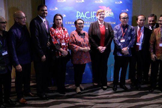 Bersahabat jadi kunci Indonesia rangkul Pasifik