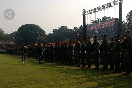 TNI resmi miliki pasukan elit baru, Koopsus