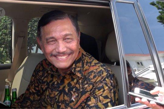 Menko Luhut: 2021, Indonesia stop impor garam
