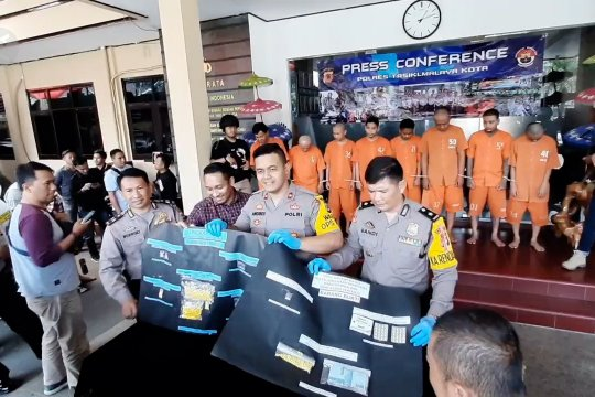 Polisi ungkap pengedar narkoba di kalangan pelajar