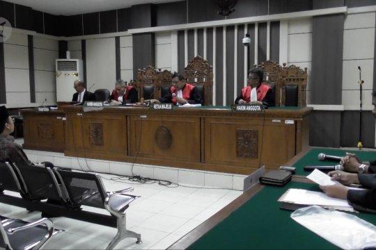 Wakil Ketua DPR nonaktif divonis 6 tahun penjara