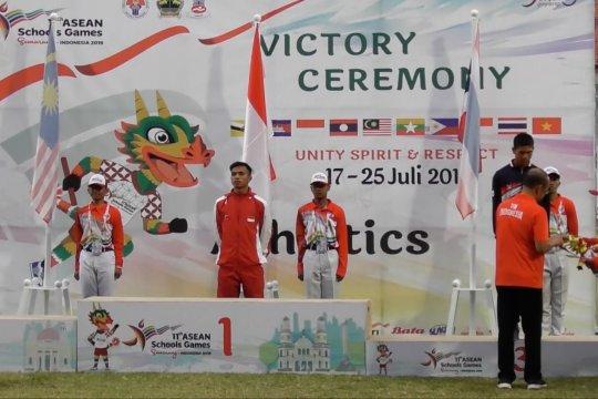 Indonesia juara umum Asean School Games 2019