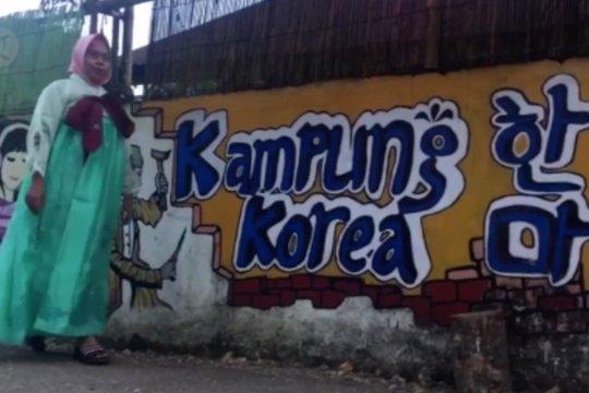 Kampung Korea, dari kawasan kumuh menjadi destinasi wisata