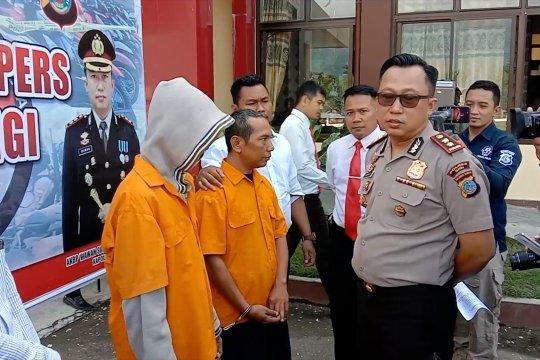 Polisi tangkap pencuri alat pendeteksi gempa BMKG