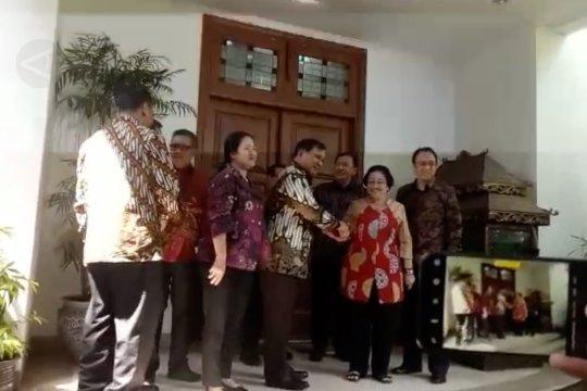 Prabowo Subianto temui Megawati Soekarnoputri