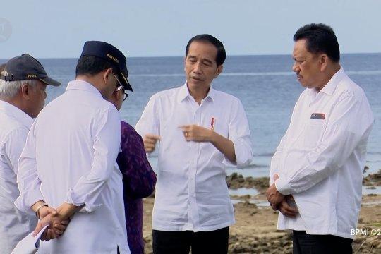 Presiden tekankan pentingnya sinergi untuk majukan pariwisata