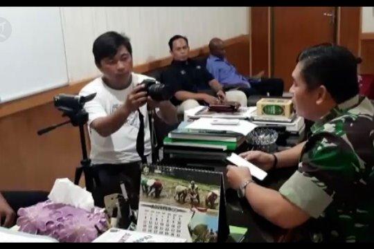 Seorang anggota TNI gugur diserang KKSB