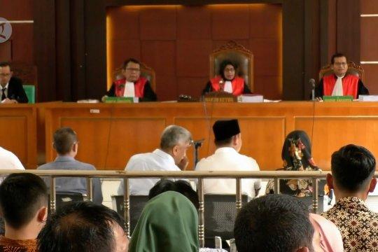 5 Komisioner KPU Palembang divonis 6 bulan penjara