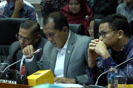 DPR umumkan calon anggota KPI Pusat