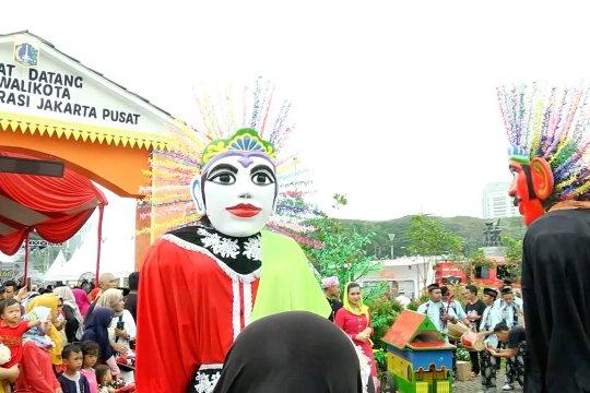 Lebaran Betawi 2019, kenalkan dan lestarikan budaya Betawi