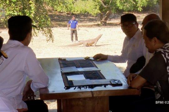 Presiden minta kunjungan wisata ke Pulau Komodo dibatasi