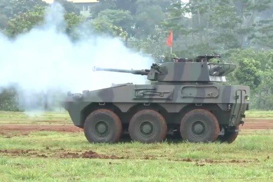 Produk pertahanan RI diminati Negara kawasan Pasifik