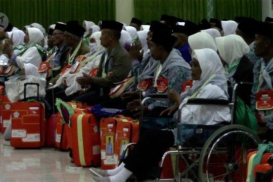 2 calhaj asal Lombok Tengah dipulangkan karena hamil