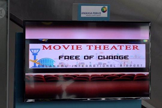 Bandara Internasional Kualanamu sediakan bioskop mini gratis