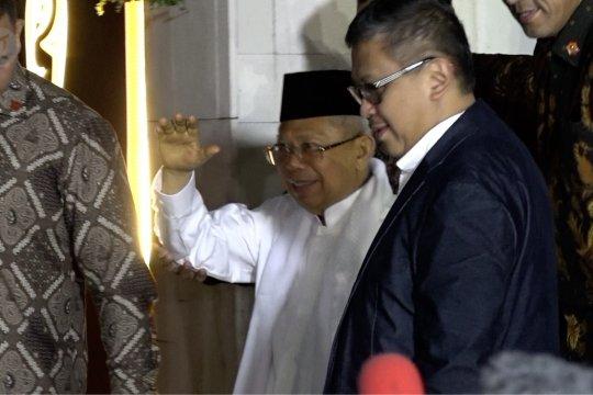 Jokowi ucapkan terimakasih atas kerja keras TKN