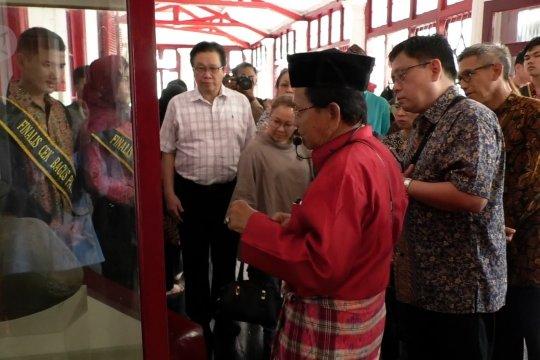 10 Dubes Asean belajar sejarah Kerajaan  Sriwijaya