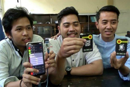 Mahasiswa Unibraw ciptakan alat pendeteksi korban gempa