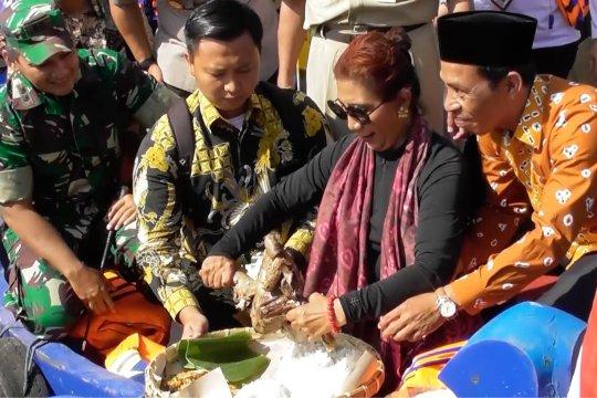 Menteri Susi ajak nelayan jaga kebersihan laut