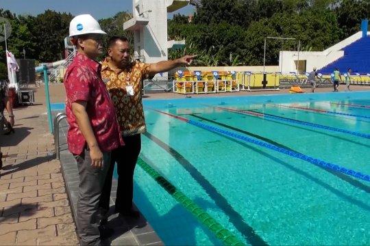 PEMBENAHAN VENUE ASEAN SCHOOL GAMES 2019 TELAH 90%