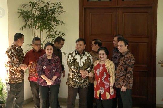 Pertemuan Prabowo Megawati untuk kepentingan bangsa