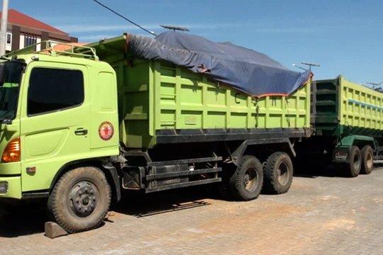 Polda Jabar tutup 3 tambang ilegal di Bogor
