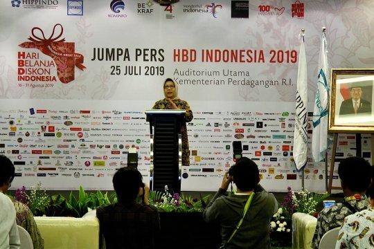 Sambut semarak diskon belanja di ultah Indonesia