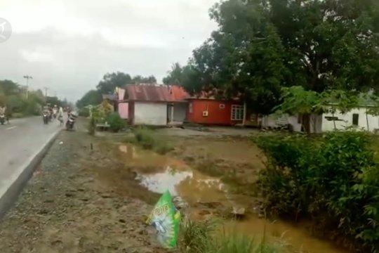 Banjir surut, Basarnas tarik tim rescue