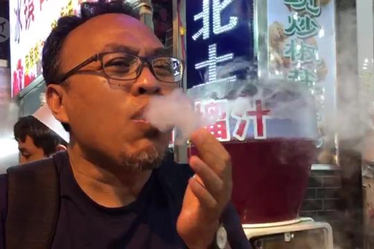 Berwisata kuliner di Jalan Muslim Xi'an