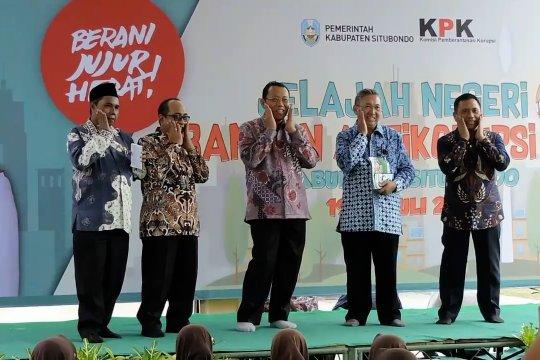 KPK ajak pelajar Situbondo perangi korupsi sejak dini