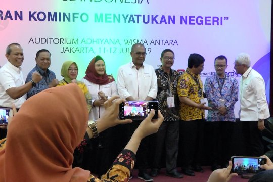 LKBN Antara gelar pertemuan nasional Diskominfo Se-Indonesia