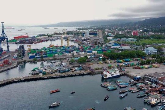 Presiden instruksikan pengembangan pelabuhan di Bitung